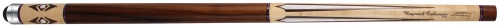 Raymond Ceulemans ® cue, HQ-06 with 2 shafts